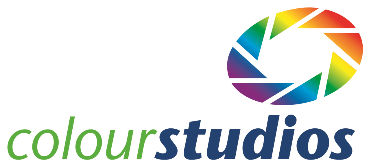 Colour Studios logo for website