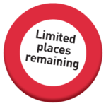 Sticker - limited places